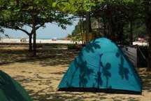 Camping do Itamambuca Eco Resort - Ubatuba