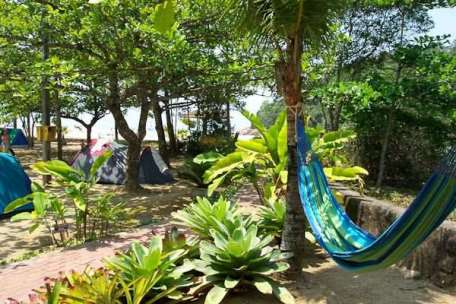 Camping do Itamambuca Eco Resort (Campings em Ubatuba)