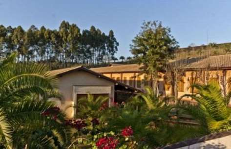 Canto da Floresta Hotel Eco Resort (Resorts em Amparo)