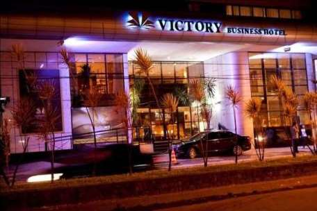 Victory Business Hotel - Réveillon