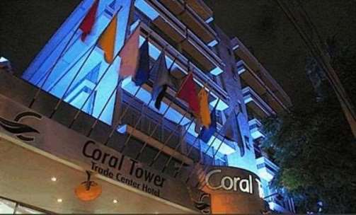 Hotel Coral Tower Trade Center - Réveillon