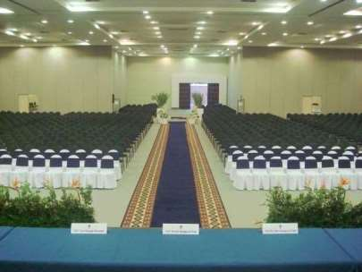 Rafain Palace Hotel E Convention Center - Réveillon
